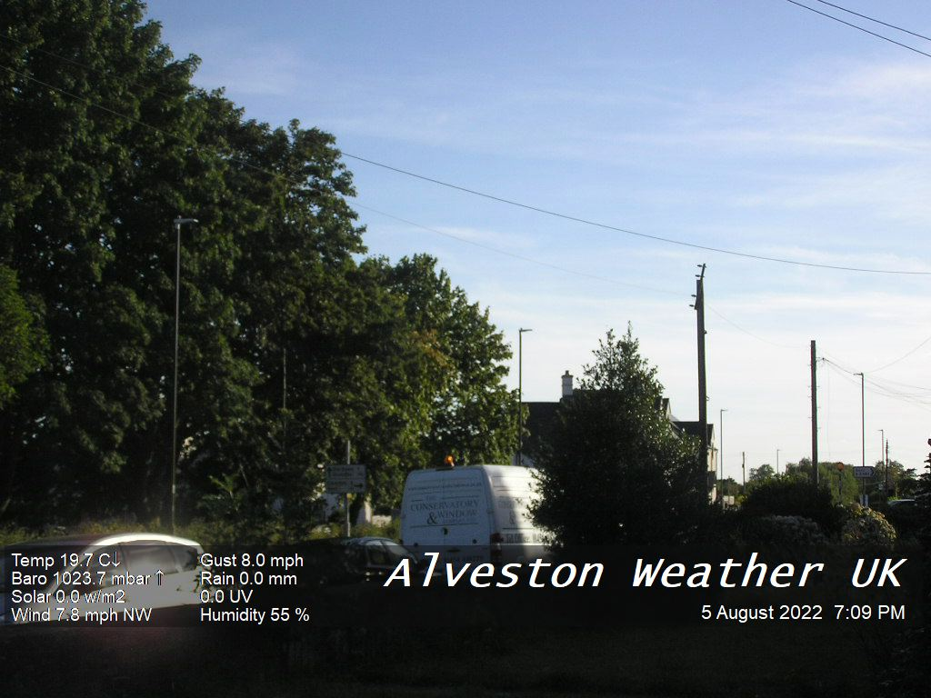 Alveston weather webcam